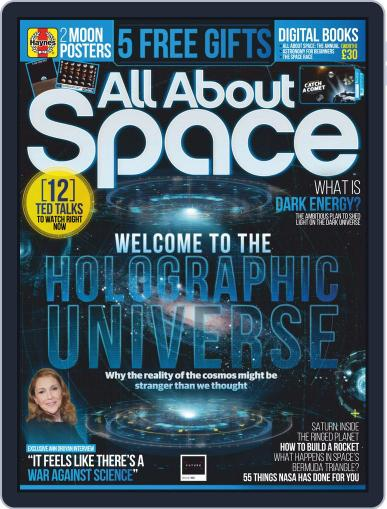 All About Space October 1st, 2020 Digital Back Issue Cover