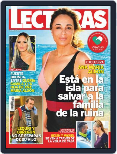 Lecturas April 29th, 2020 Digital Back Issue Cover