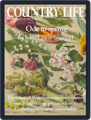 Country Life (Digital) Subscription April 22nd, 2020 Issue