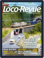 Loco-revue (Digital) Subscription April 1st, 2019 Issue