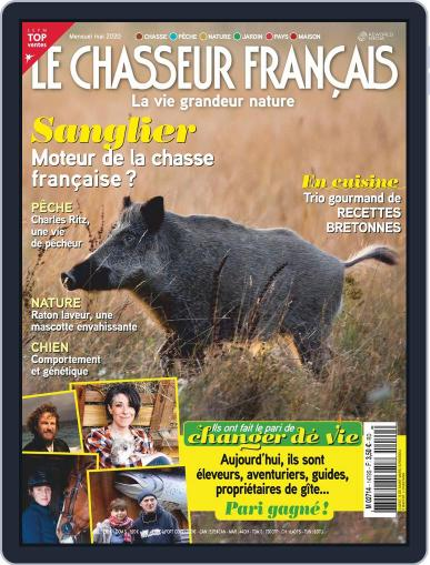 Le Chasseur Français May 1st, 2020 Digital Back Issue Cover