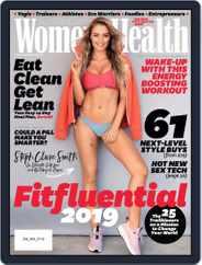 Women's Health Australia (Digital) Subscription July 1st, 2019 Issue