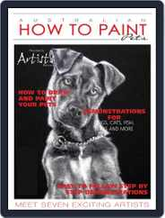 Australian How To Paint (Digital) Subscription October 1st, 2017 Issue