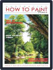 Australian How To Paint (Digital) Subscription April 1st, 2020 Issue