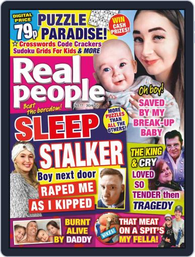 Real People April 30th, 2020 Digital Back Issue Cover