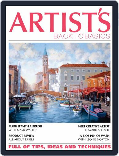 Artists Back to Basics March 1st, 2020 Digital Back Issue Cover
