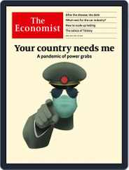 The Economist Continental Europe Edition (Digital) Subscription April 25th, 2020 Issue