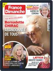 France Dimanche (Digital) Subscription April 24th, 2020 Issue