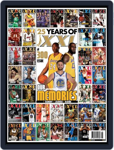 XXL Basketball April 24th, 2020 Digital Back Issue Cover