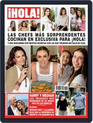 Hola! Mexico (Digital) Subscription April 30th, 2020 Issue
