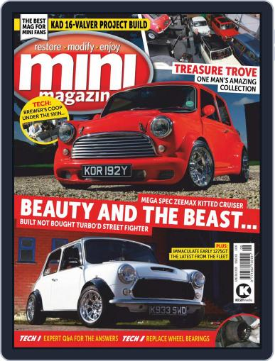 Mini June 1st, 2020 Digital Back Issue Cover