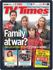 TV Times (Digital) Subscription May 2nd, 2020 Issue