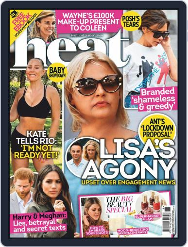 Heat May 2nd, 2020 Digital Back Issue Cover