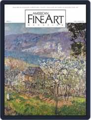 American Fine Art (Digital) Subscription May 1st, 2020 Issue