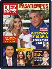 Diez Minutos (Digital) Subscription May 6th, 2020 Issue