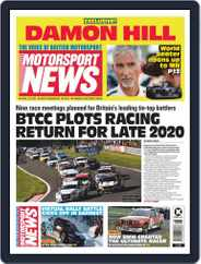 Motorsport News (Digital) Subscription April 29th, 2020 Issue