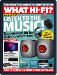 What Hi-Fi? Sound and Vision (Digital) Subscription June 1st, 2020 Issue