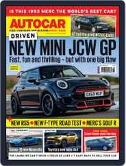 Autocar (Digital) Subscription April 29th, 2020 Issue