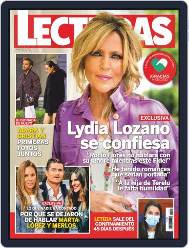 Lecturas May 6th, 2020 Digital Back Issue Cover