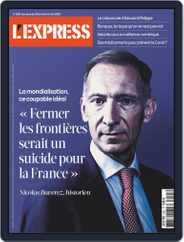 L'express (Digital) Subscription April 29th, 2020 Issue