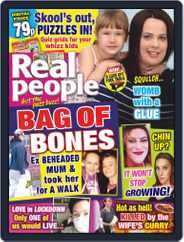 Real People (Digital) Subscription May 7th, 2020 Issue