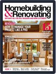 Homebuilding & Renovating (Digital) Subscription July 1st, 2019 Issue