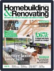 Homebuilding & Renovating (Digital) Subscription November 1st, 2019 Issue