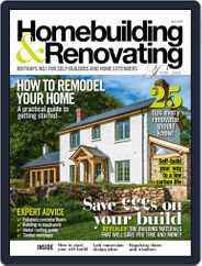 Homebuilding & Renovating (Digital) Subscription May 1st, 2020 Issue