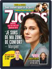 7 Jours (Digital) Subscription May 15th, 2020 Issue