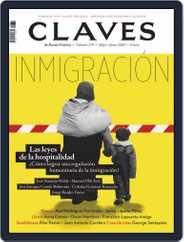 Claves De La Razón Práctica (Digital) Subscription May 1st, 2020 Issue
