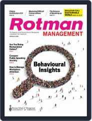Rotman Management (Digital) Subscription April 16th, 2020 Issue