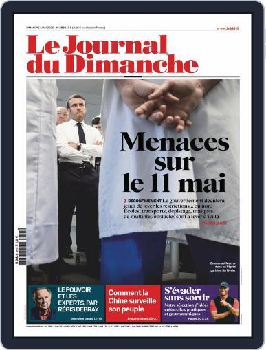 Le Journal du dimanche May 3rd, 2020 Digital Back Issue Cover