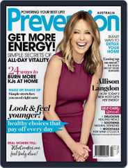 Prevention Magazine Australia (Digital) Subscription June 1st, 2020 Issue