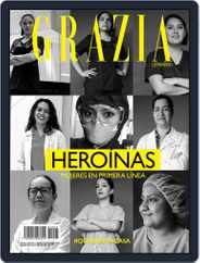Grazia Lationamérica Magazine (Digital) Subscription May 1st, 2020 Issue