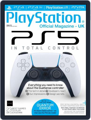 Official PlayStation Magazine - UK Edition June 1st, 2020 Digital Back Issue Cover