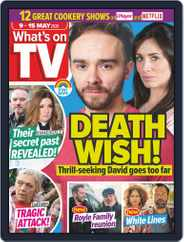 What's on TV (Digital) Subscription May 9th, 2020 Issue