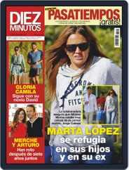 Diez Minutos (Digital) Subscription May 13th, 2020 Issue