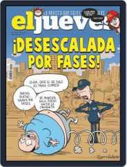 El Jueves (Digital) Subscription May 5th, 2020 Issue