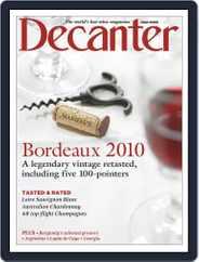 Decanter (Digital) Subscription June 1st, 2020 Issue