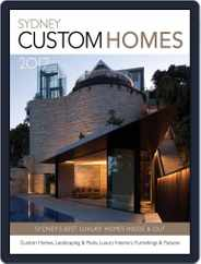 Sydney Custom Homes Magazine (Digital) Subscription January 1st, 2017 Issue