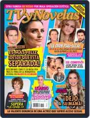 Tvynovelas (Digital) Subscription May 11th, 2020 Issue