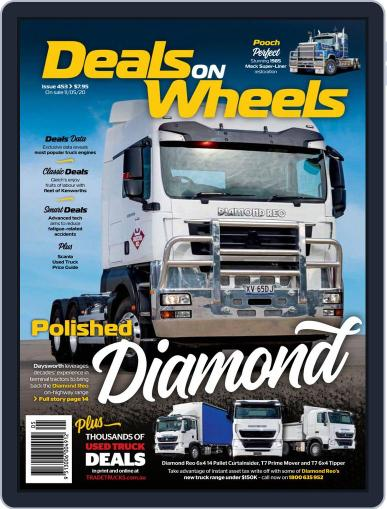Deals On Wheels Australia May 6th, 2020 Digital Back Issue Cover