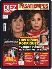 Diez Minutos (Digital) Subscription May 20th, 2020 Issue