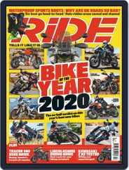 RiDE United Kingdom (Digital) Subscription July 1st, 2020 Issue