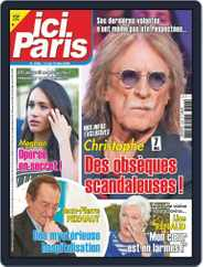 Ici Paris (Digital) Subscription May 13th, 2020 Issue