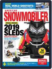 American Snowmobiler Magazine (Digital) Subscription March 1st, 2018 Issue