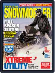American Snowmobiler Magazine (Digital) Subscription December 1st, 2017 Issue