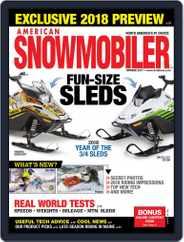American Snowmobiler Magazine (Digital) Subscription March 1st, 2017 Issue