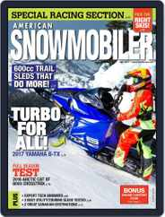 American Snowmobiler Magazine (Digital) Subscription January 1st, 2017 Issue
