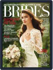 Brides (Digital) Subscription February 1st, 2017 Issue